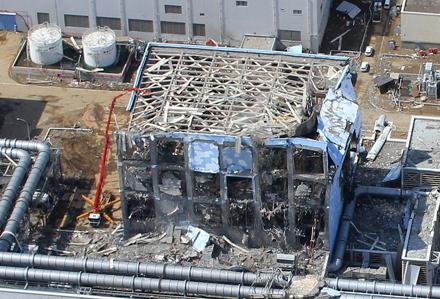 Fukushima Dai-ichi reactor #4