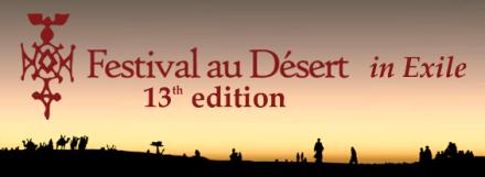 Festival au Desert 2013