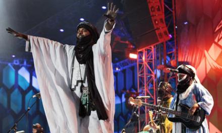 Mali music Tinariwen Soweto Johannesburg-2010-med