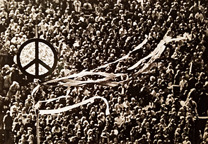 April 15 peace rally - Kezar