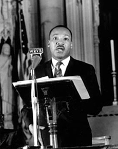 Martin Luther King speech - Beyond Vietnam