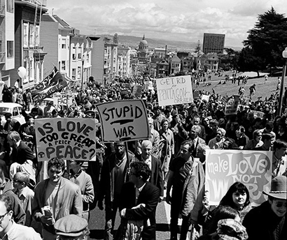1967 Spring Mobilization against the War in Vietnam