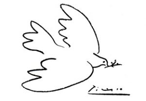 Dove Of Peace - Picasso